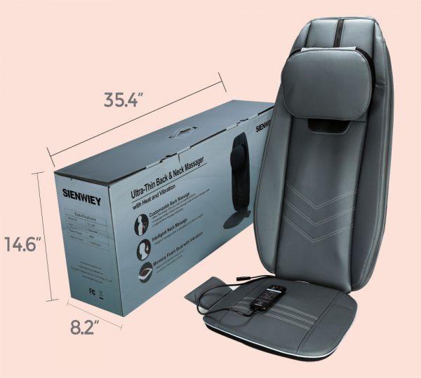 2021 foot massager size box
