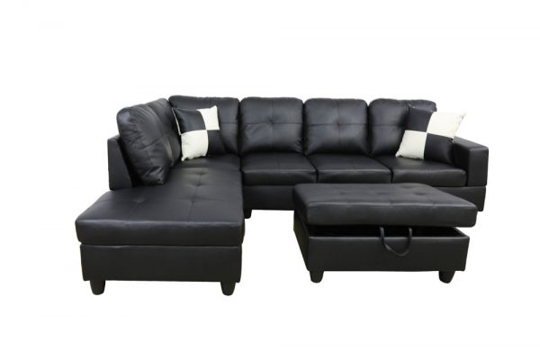 25 best cheap sectional sofas front