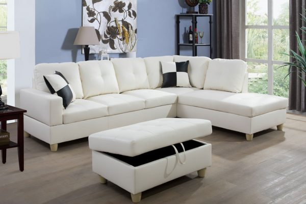 best 3-4 person sectional sofa right