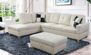best 3-4 person sectional sofa sences