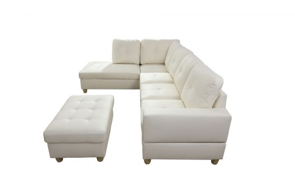 best 3-4 person sectional sofa side