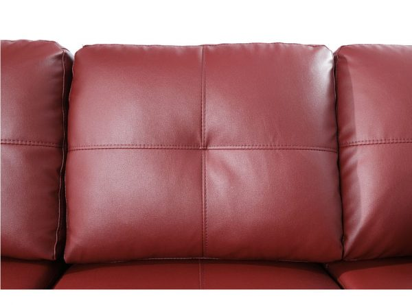 best cheap leather sectional sofa