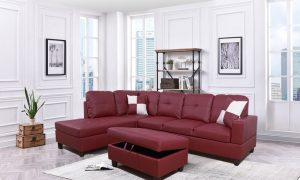 best comfortable and plush sectional sofa
