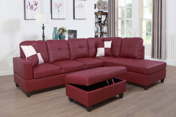 best configuration for sectional sofa