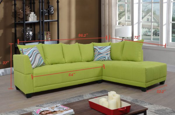 best cozy sectional sofas size