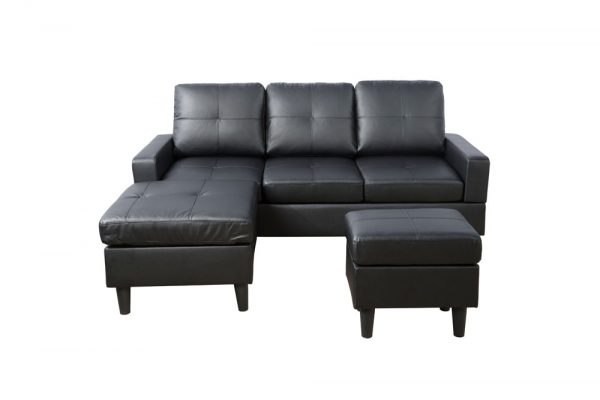 best deals on leather sectional sofas