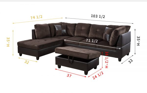 best l shaped sectional sofa
