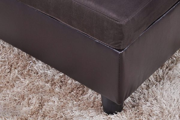 best living room sectional sofa foot