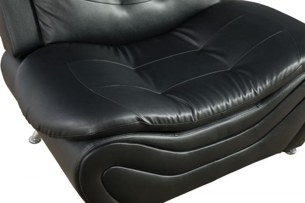 best living room sets leather sectional detail