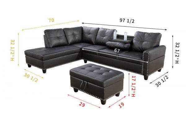 best modern sectional sleeper sofa