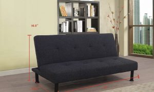 best place to buy a living room sets sectional black size