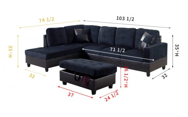 best place to get sectional sofa