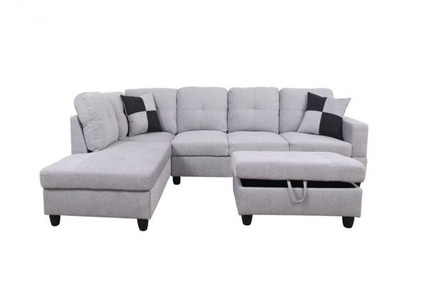 best quality sectional sofa 2019 front