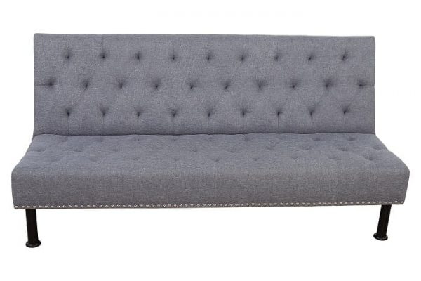 best sectional living room sets with stud details gray front