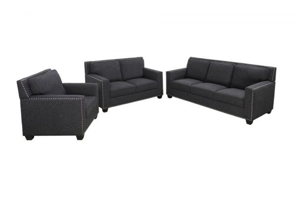 best sectional microfiber living room sets white background