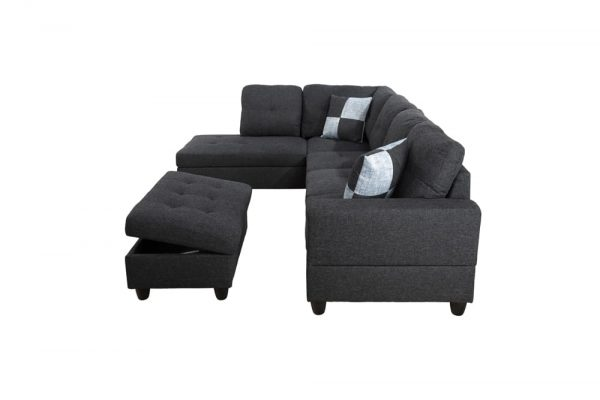 best sectional sofa brands reviews side