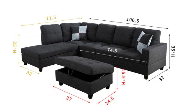 best sectional sofa for family room
