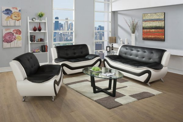 best value leather sectional living room sets