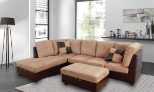 best way to connect sectional sofa