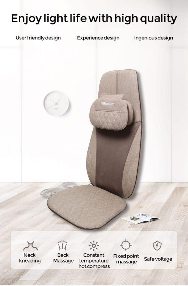 electric back massager