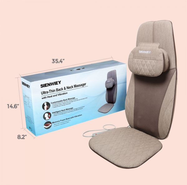 electric massage chair package
