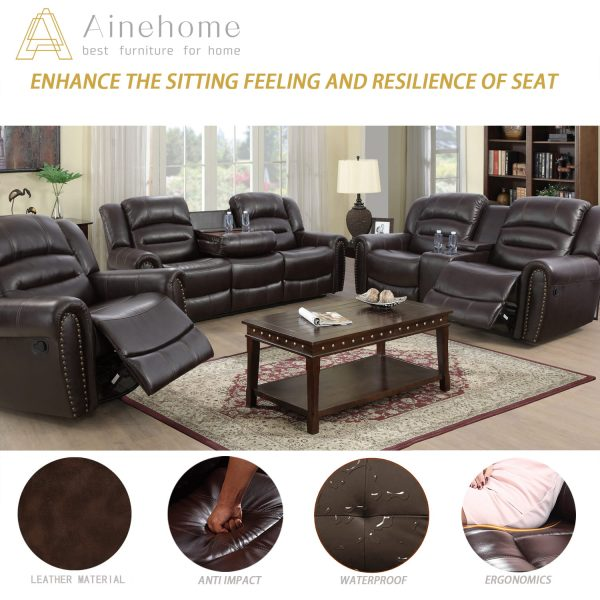 furniture world recliners detail