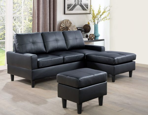 how to style a modern sectional sofa right