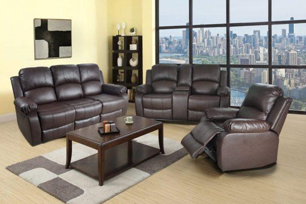 leathercraft recliner 1