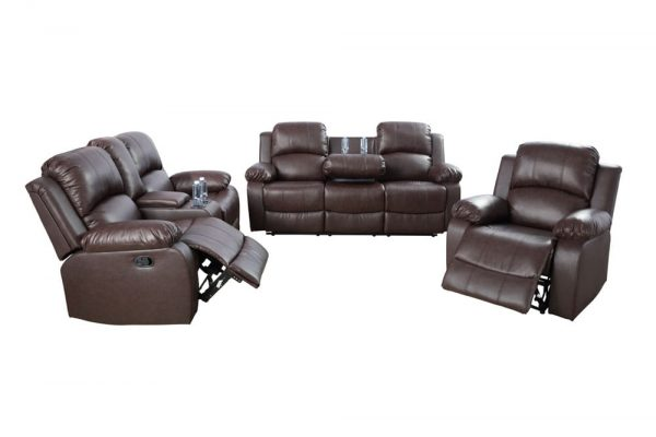 leathercraft recliner 3