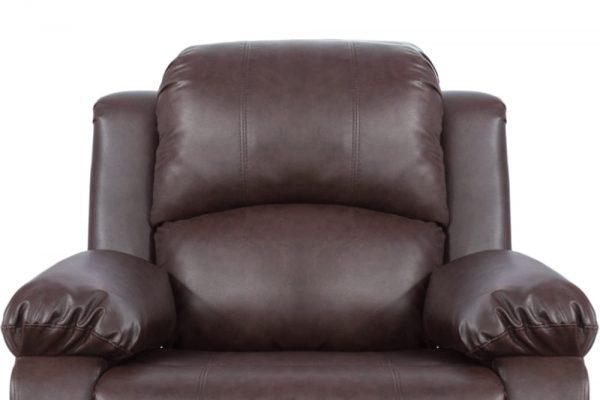 leathercraft recliner cushion