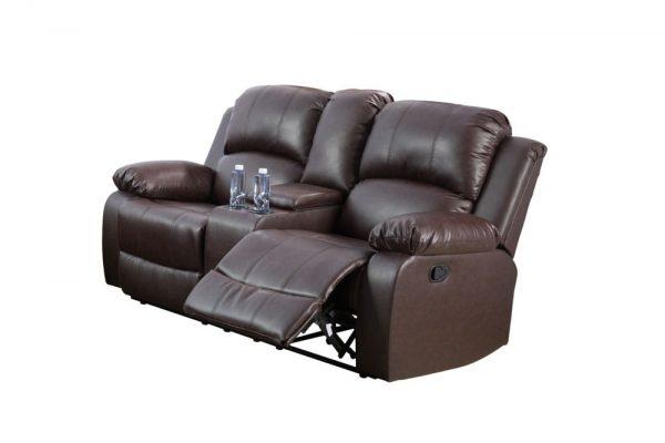 leathercraft recliner loveseat