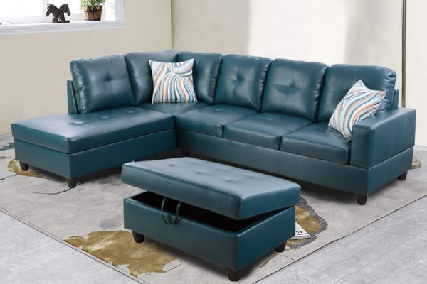 modern leather sectional sofas with chaise sences