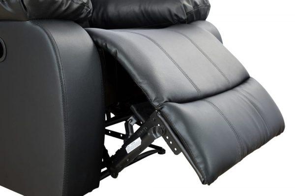 modern riser recliner chair detail 1