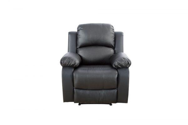 modern riser recliner chair front