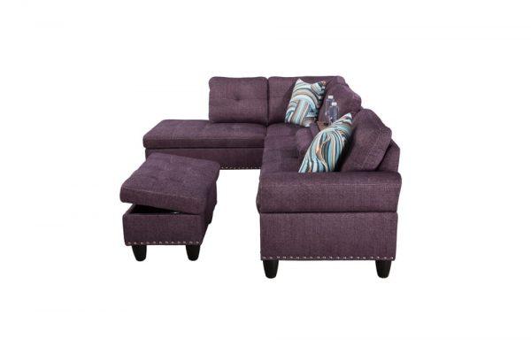 modern sectional sofa designs side