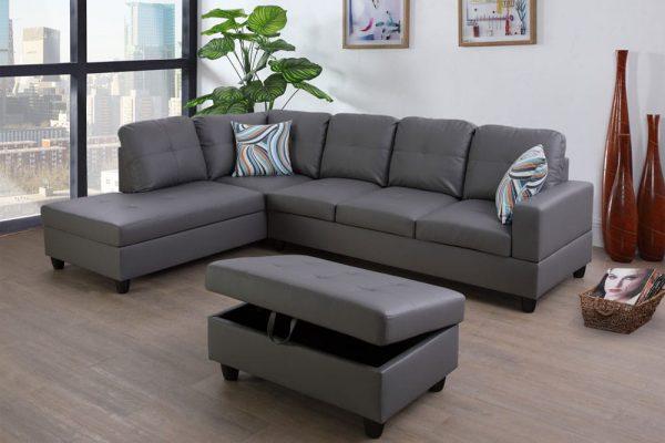 modern sectional sofas atlanta