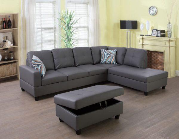 modern sectional sofas atlanta right