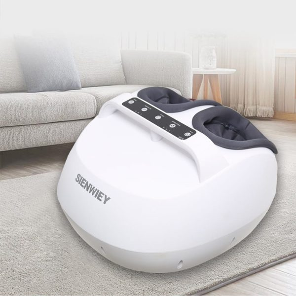 tapping foot massager