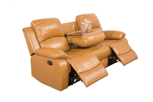 american leather re invented recliner sofa