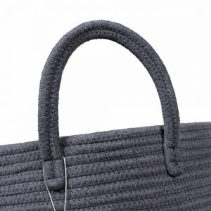 Ainehome Tall Woven Rope Baskets details1