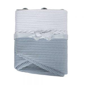 Storage Nest Extra Large Cotton Laundry Basket Gift white1