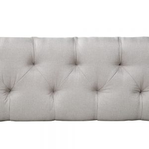 TOPMAX Daybed with Trundle Upholstered Tufted Sofa Bed, Twin Size, Beige details2