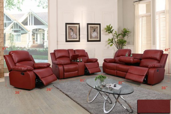 best reclining loveseat sofa 2021 size